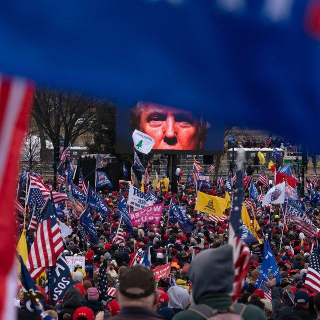 Capitol Riot Fuels Calls for Domestic War on Terror