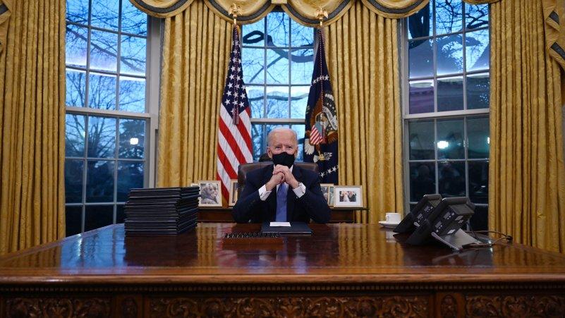Inside Biden's 100 Day Agenda