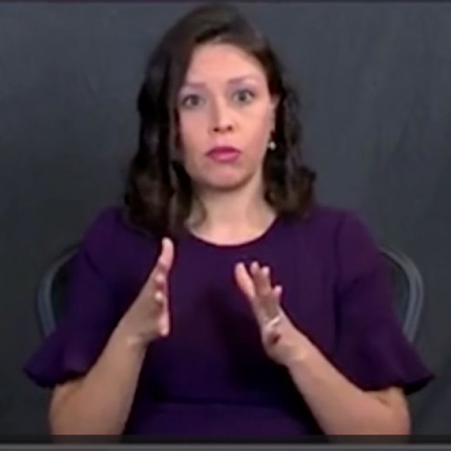 Joe Biden's ASL Interpreter Has Ties to Far Right