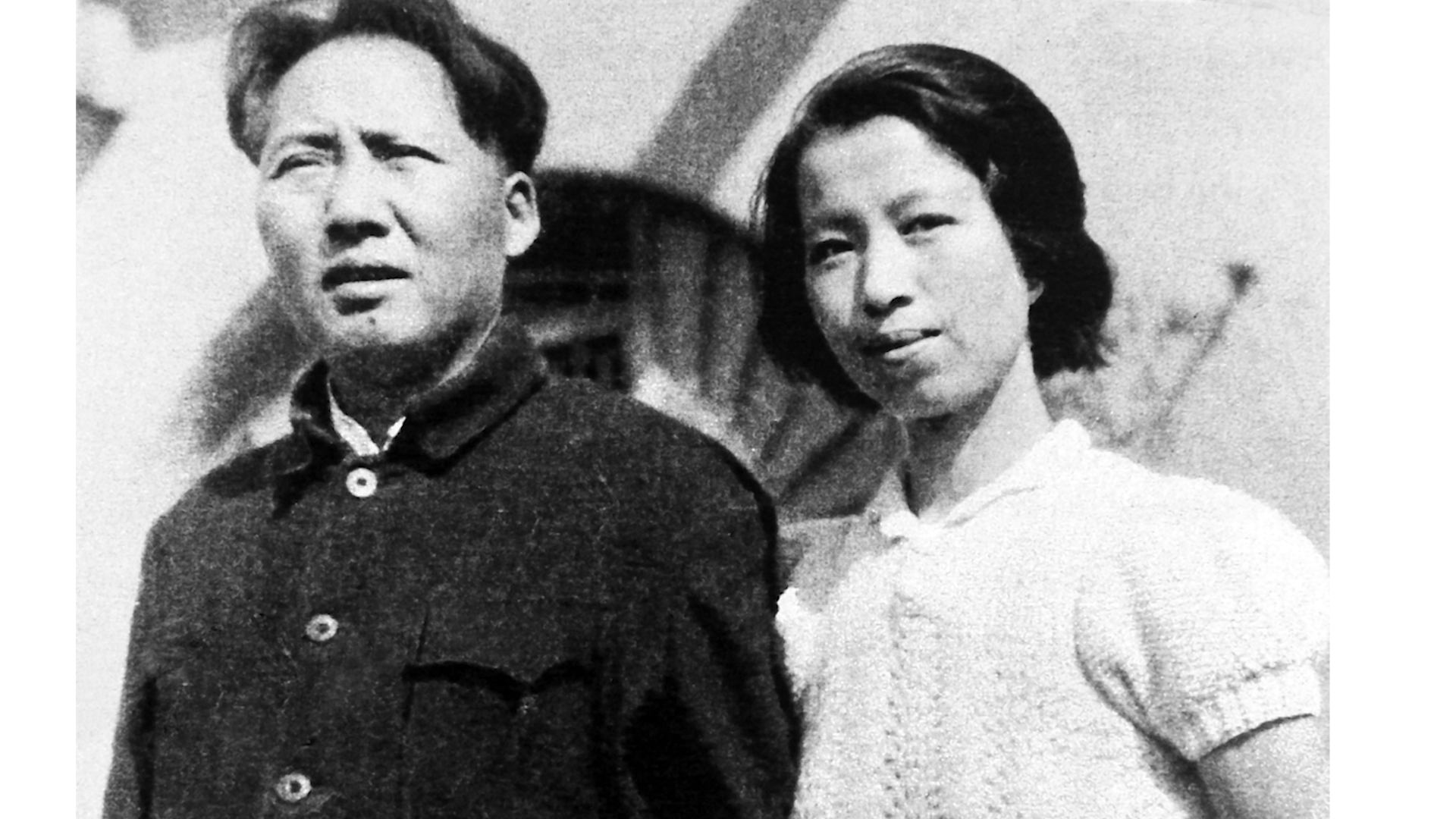 Mao and his wife Jiang Qing, an actor and revolutionary propagandist who features prominently in the series