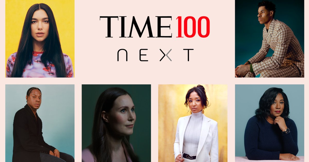 Time100 Next 2021 Meet The Emerging Leaders Shaping The Future Time