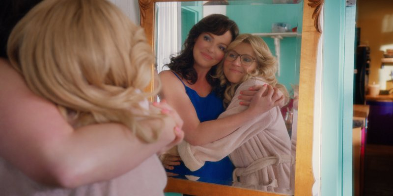 Tully (Katherine Heigl) and Kate (Sarah Chalke) navigate the turbulence of life together until a betrayal sets them apart