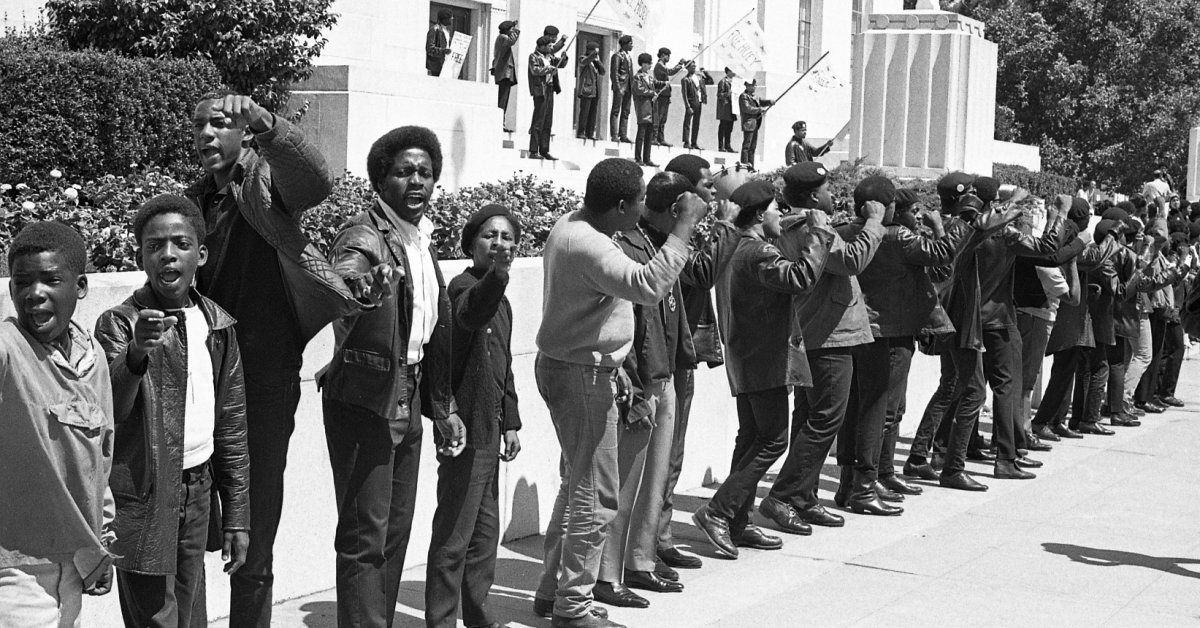 How The Black Panther Party Inspired a New Generation of Activists