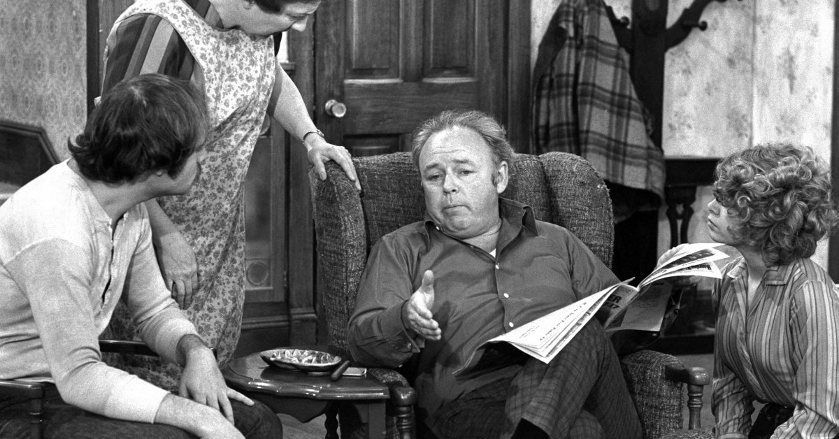 How a Foulmouthed Bigot Named Archie Bunker Charmed—and Changed—America