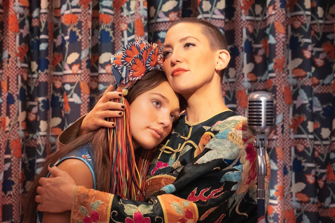 Maddie Ziegler and Kate Hudson in 'Music'