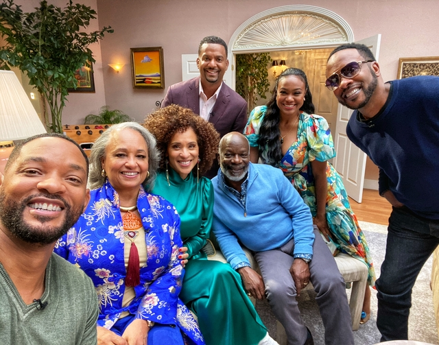 'The Fresh Prince of Bel-Air' cast reunites for a 2020 HBO Max special