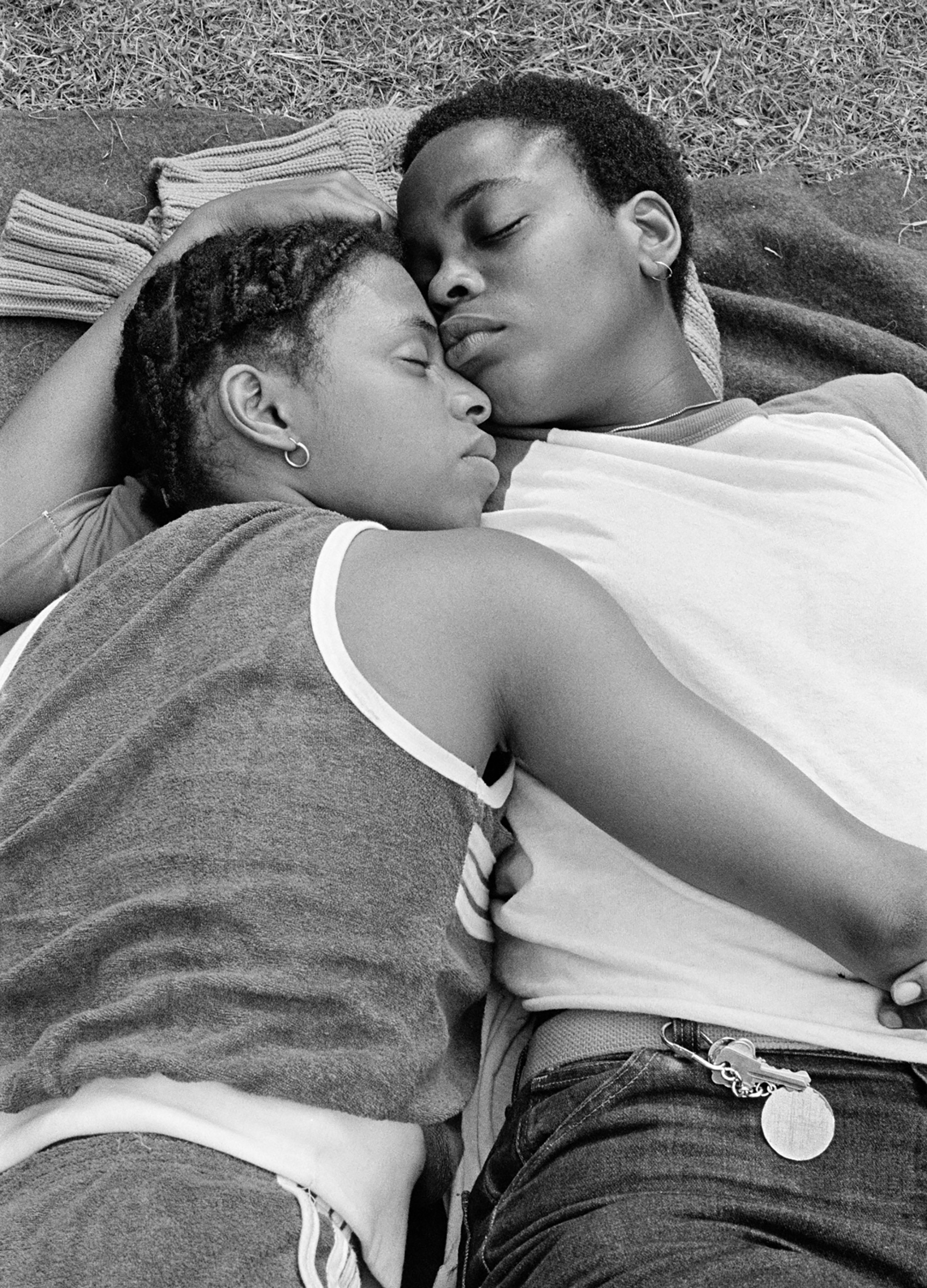 Priscilla and Regina. Brooklyn, New York. 1979