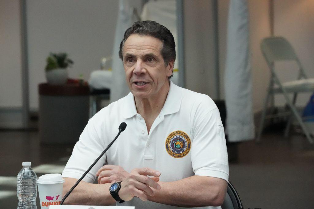 N.Y. Gov. Cuomo Reportedly Under DOJ Investigation | Time