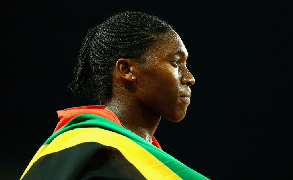 Athlete Caster Semenya Takes Her Case to the European Court of Human Rights