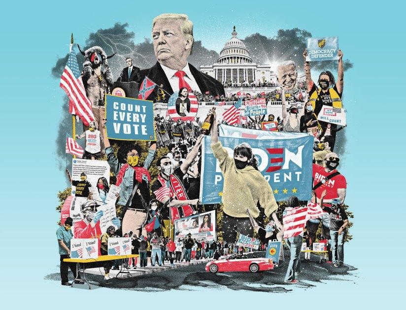 Voting T-shirt Voter T-Shirt Vote Shirt Election Tee US Election Trump 2020 Made in USA Biden 2020 Voter Tee Retro Vote