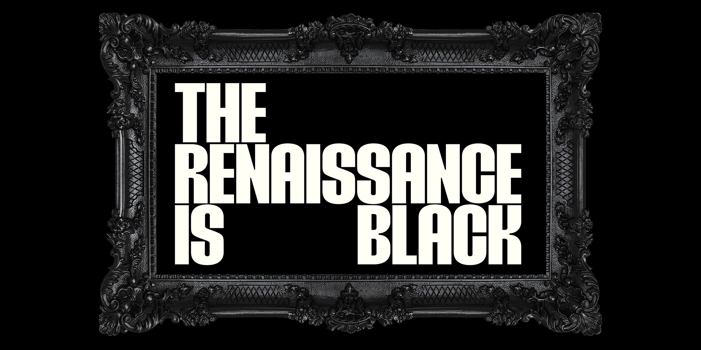 The Black Renaissance