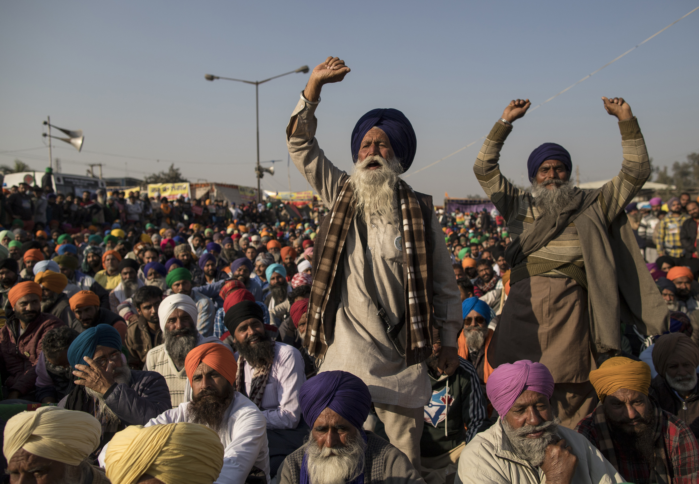 The Farmers' Protests Are a Turning Point for India | Time