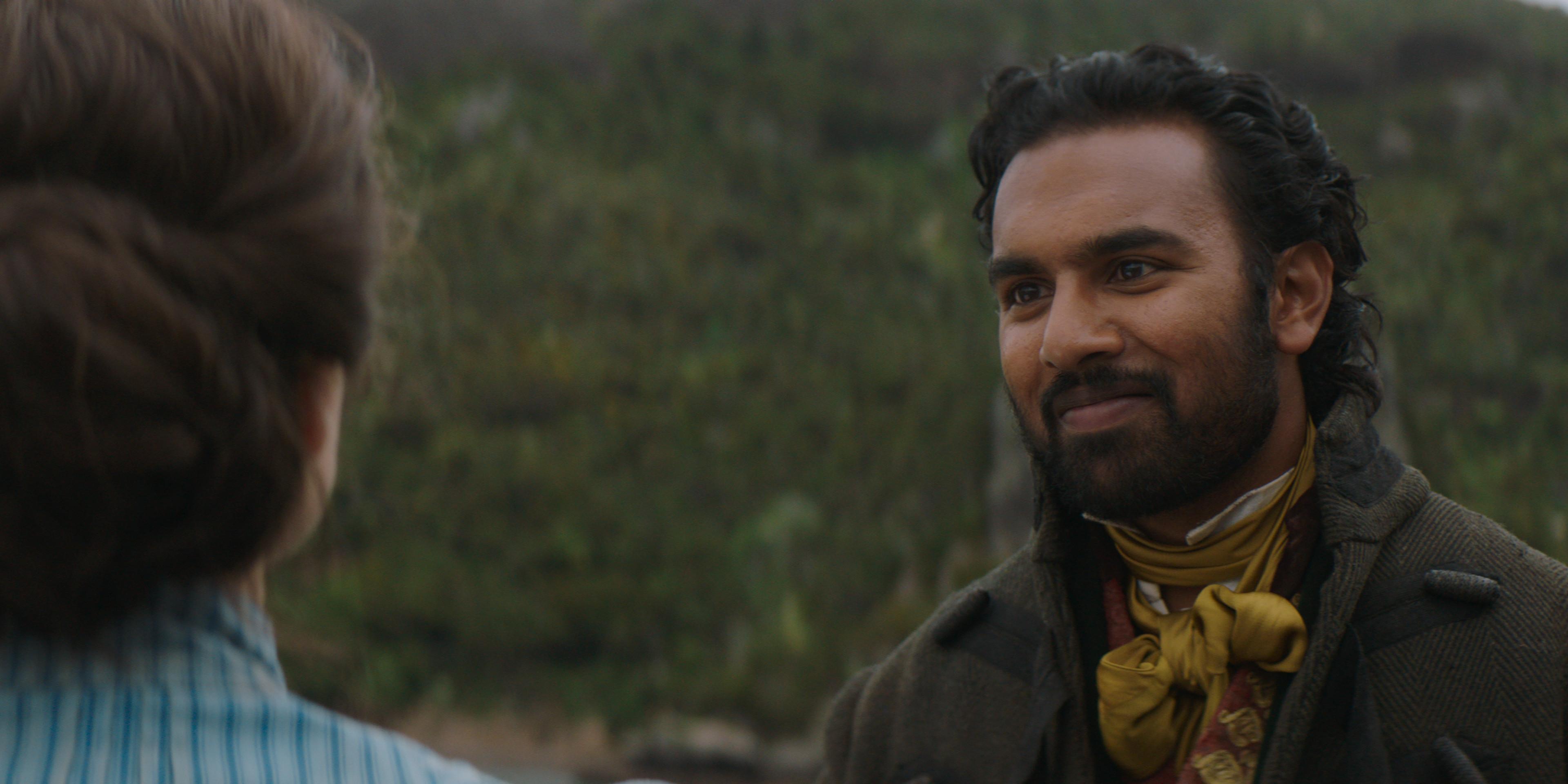 Himesh Patel in 'The Luminaries'