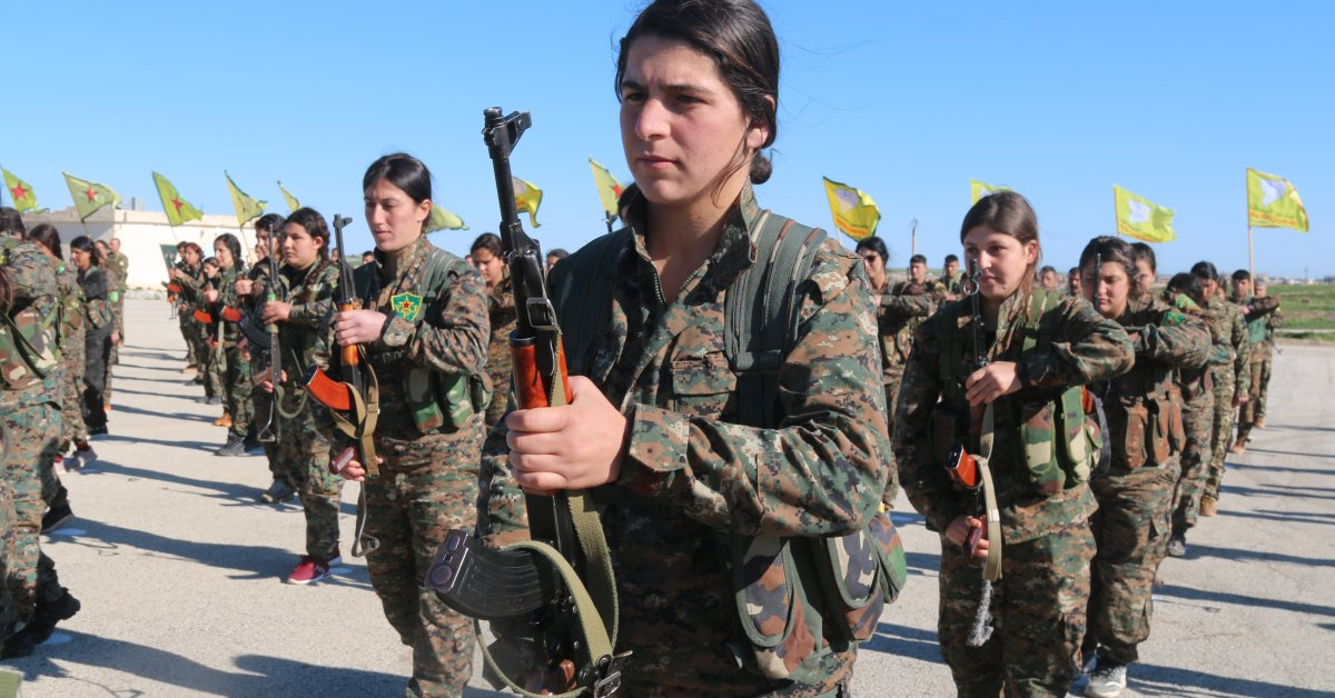 The Women Who Fought to Defend Their Homes Against ISIS