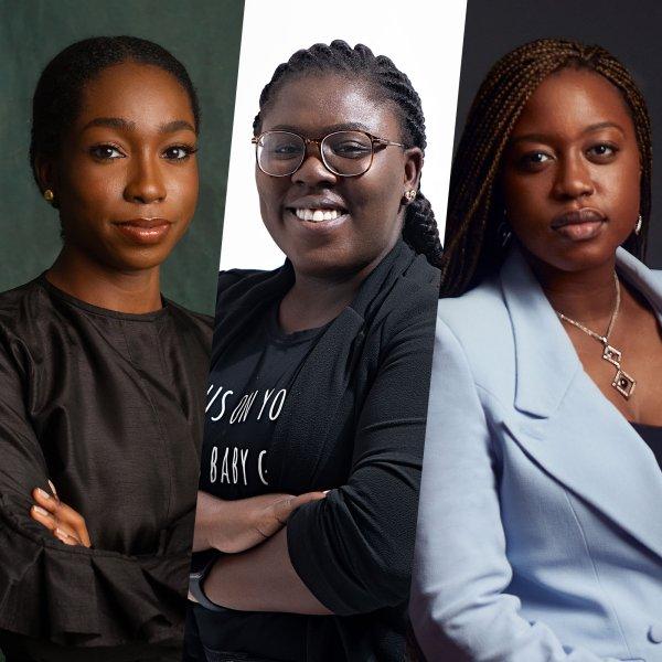 Damilola Odufuwa; Odunayo Eweniyi; Feyikemi 'FK' Abudu