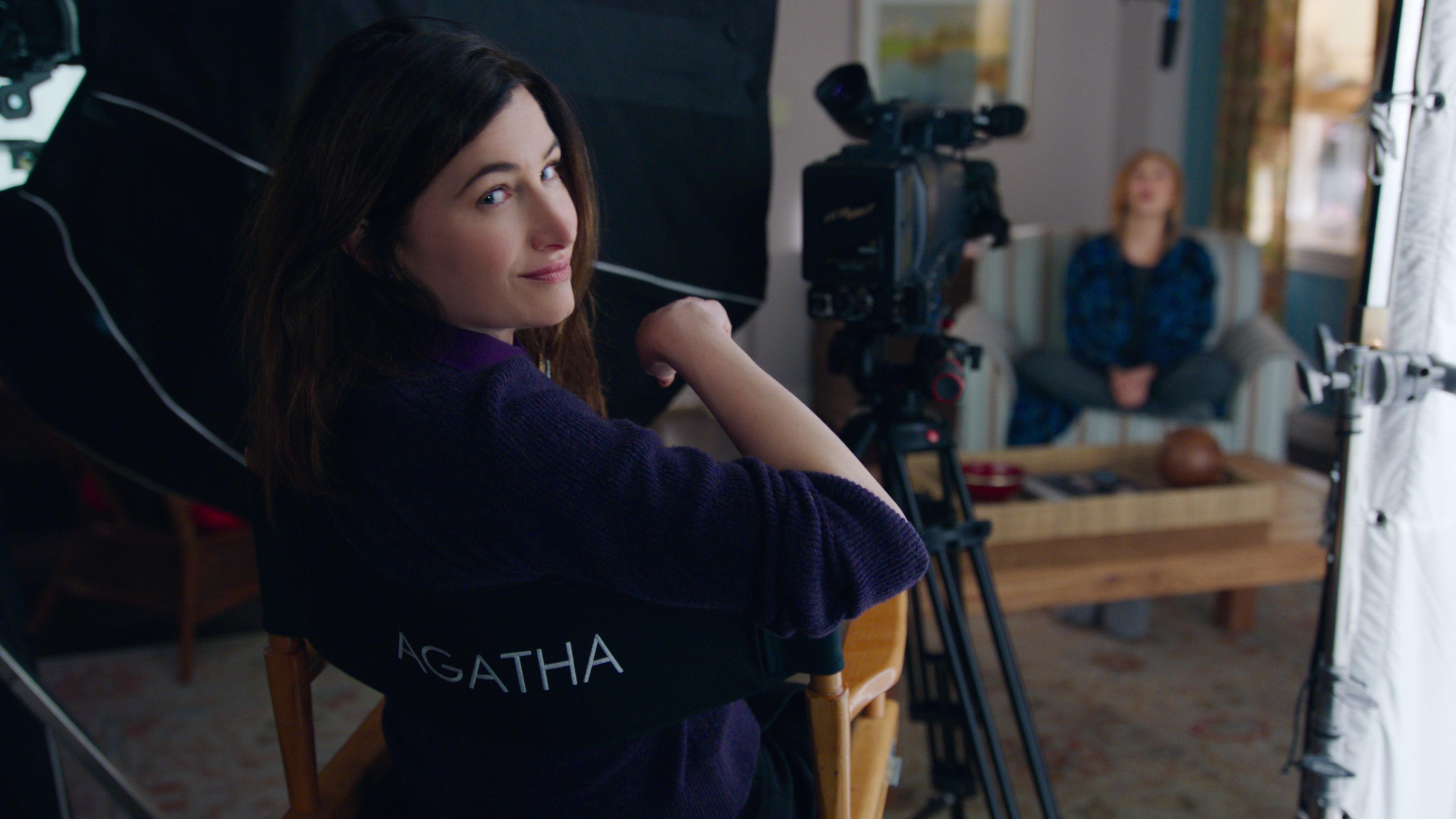 Kathryn Hahn as Agatha Harkness in WandaVision
