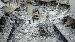 How Syrian Medics Endured 10 Years of War