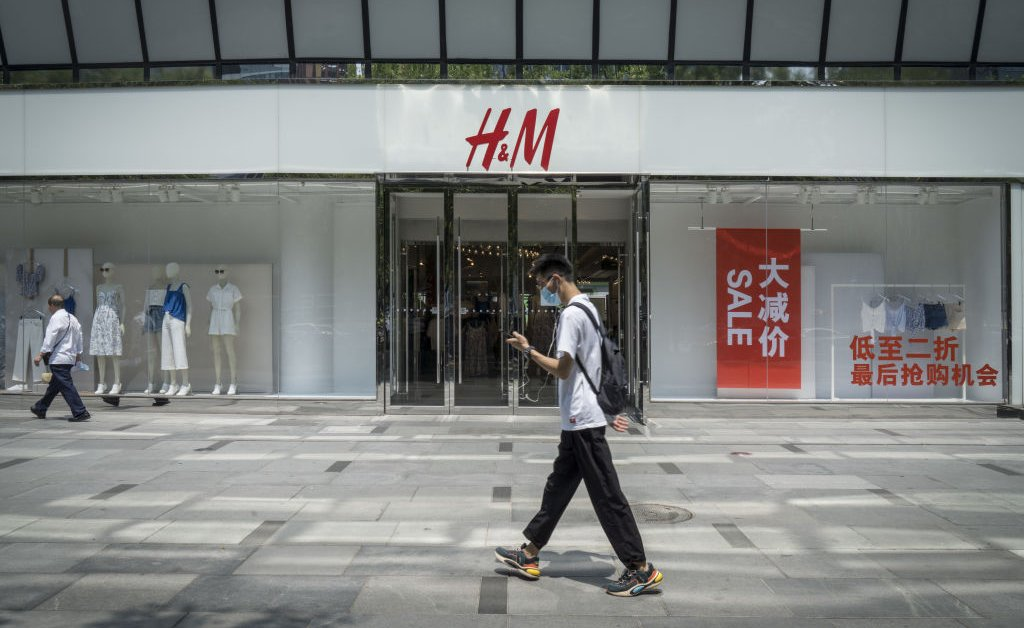 China Attacks H&M, Adidas, Nike and Other Fashion Brands Over Their Stance on Xinjiang