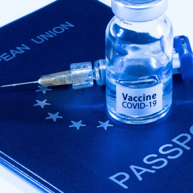 How COVID-19 Vaccine Passports Might Work
