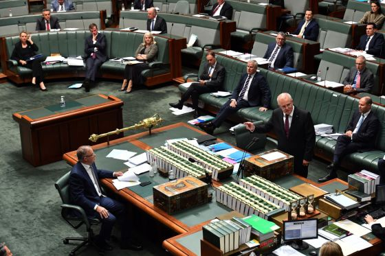 Question Time As Parliament Continues