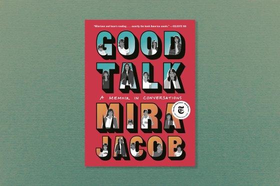Good Talk, Mira Jacob