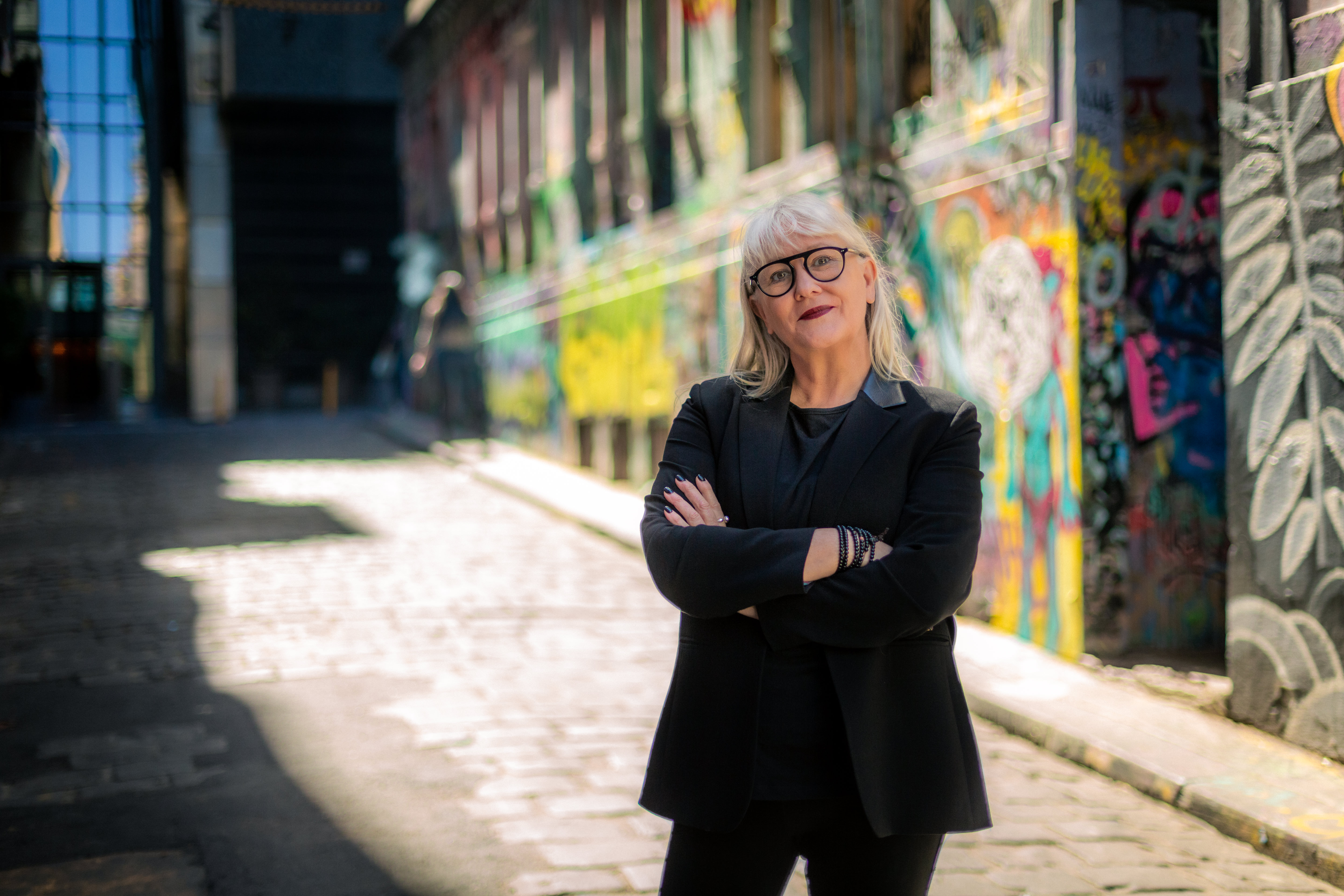 Janine Hendry, of Melbourne, started the March 4 Justice Facebook group calling on women to protest against sexual harassment and sexual assault at Australia's parliament on March 15. Some 30,000 people have joined the group.