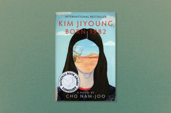 Kim Jiyoung Born 1982, Cho Nam-Joo