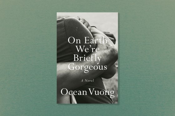 On Earth We're Briefly Gorgeous by Ocean Vuong
