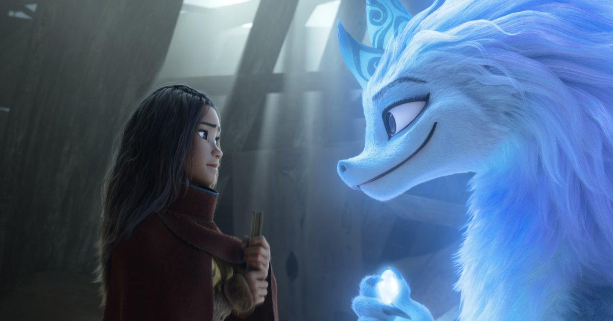 time.com: Raya and the Last Dragon and Southeast Asian Representation