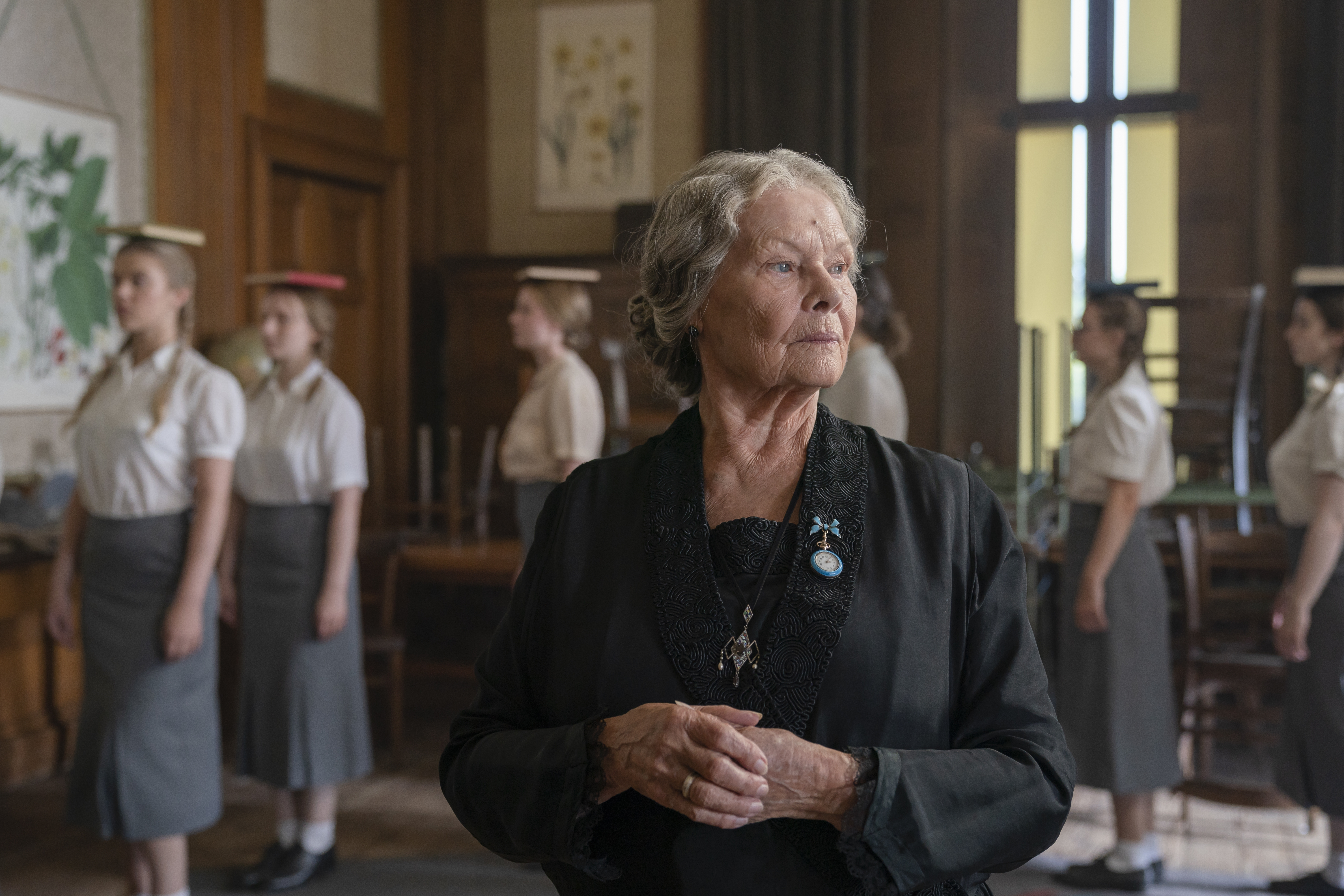Judi Dench in 'Six Minutes to Midnight'
