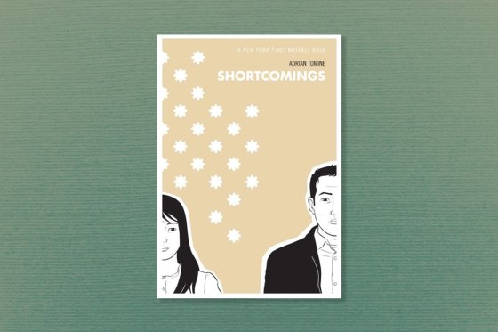 Shortcomings, Adrian Tomine