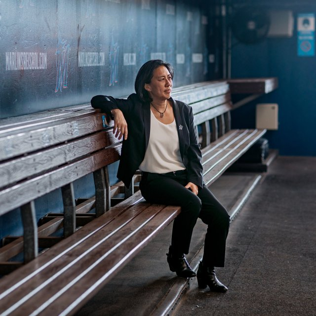 How Kim Ng Became MLB's First Female GM