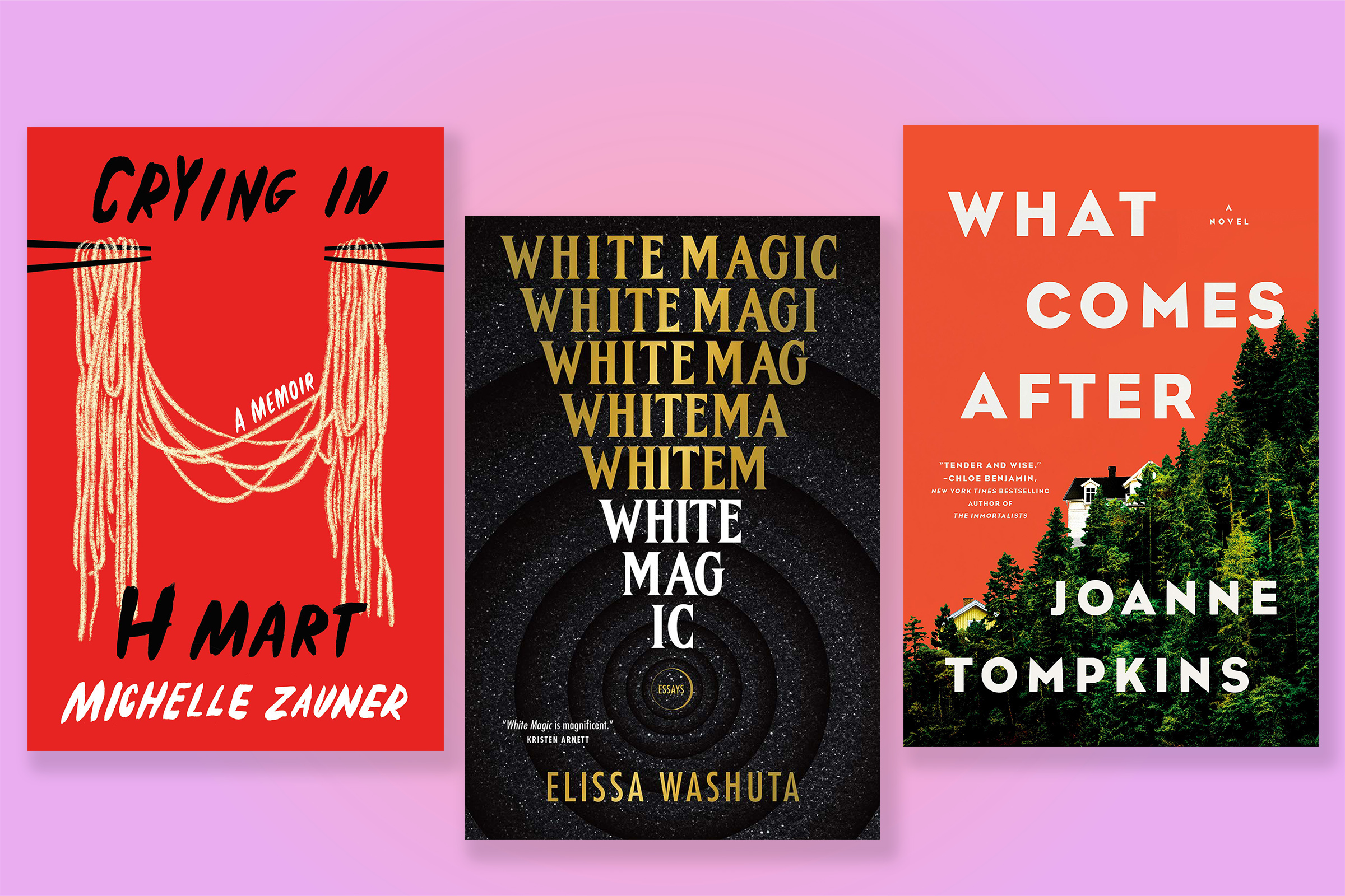 Here Are the Best New Books to Read in April 20   Time