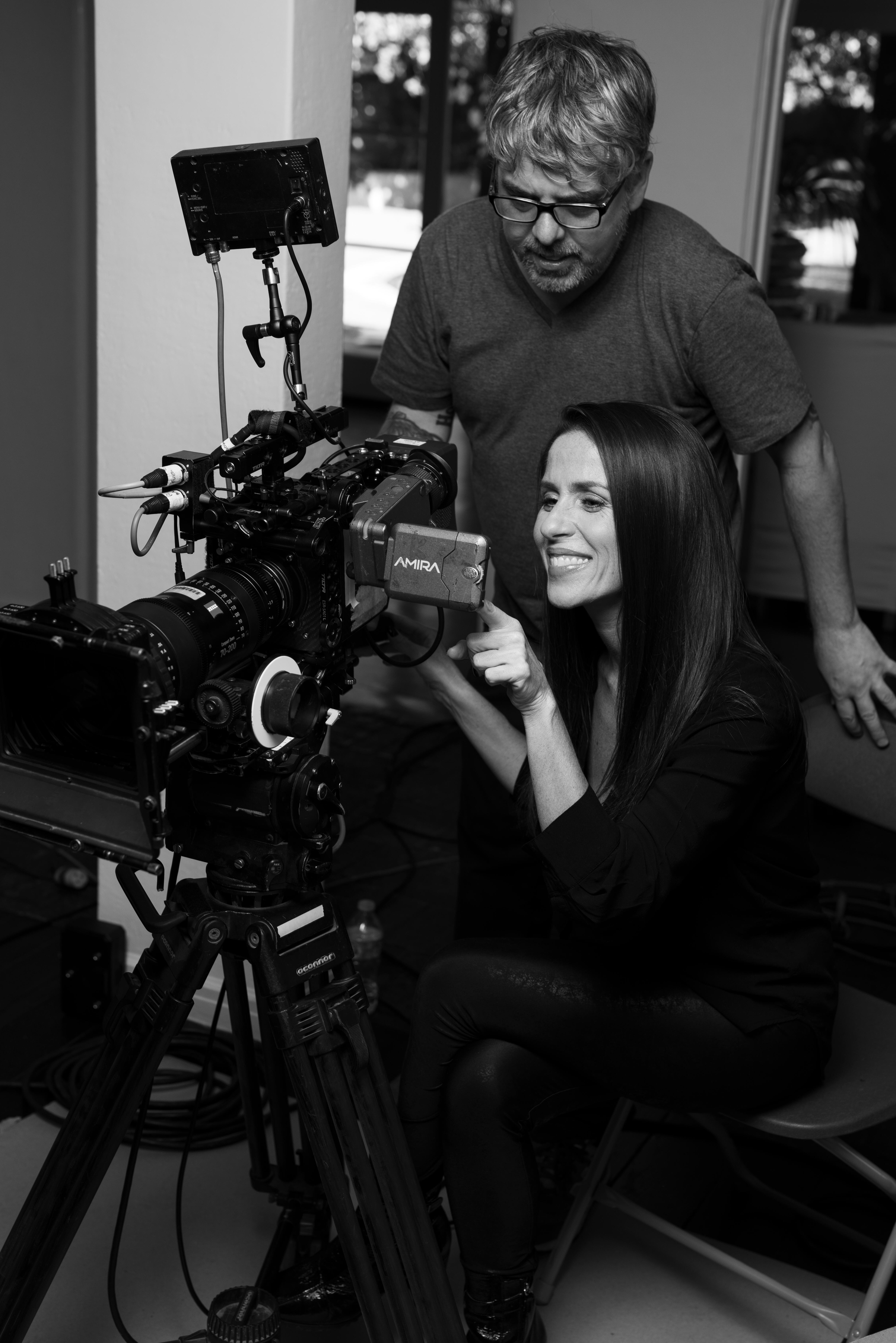 Filmmaker Soleil Moon Frye in a recent photo