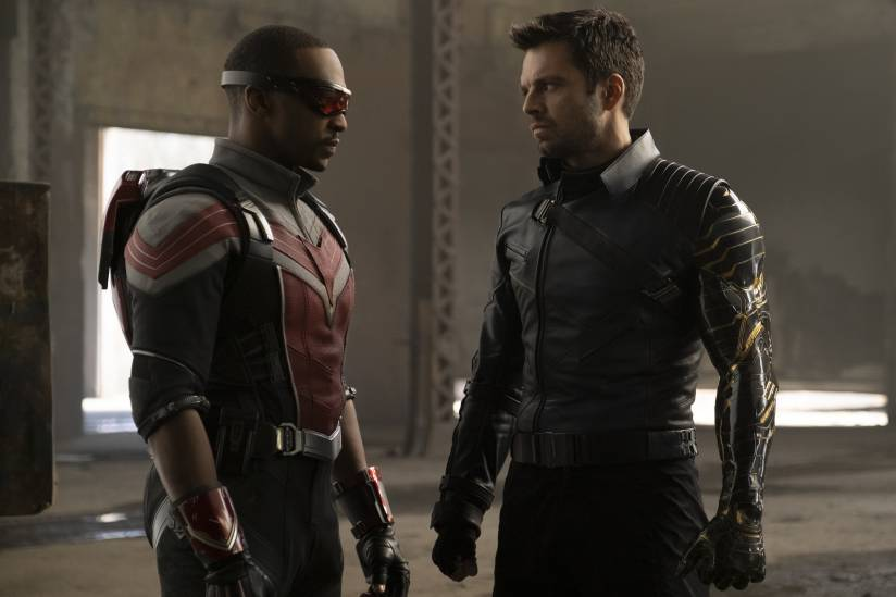 Will The Falcon and The Winter Soldier claim their space?
