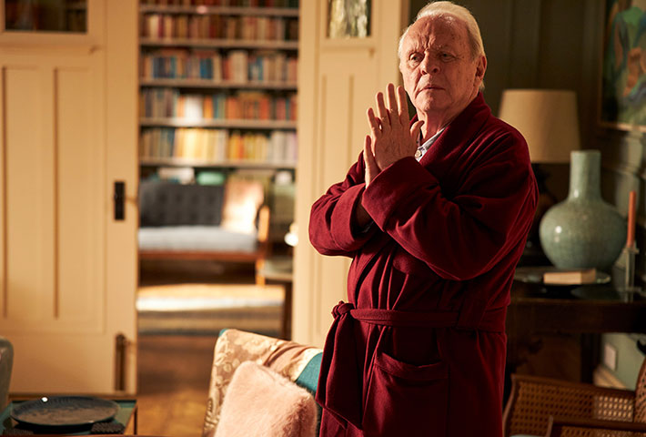 Anthony Hopkins in 'The Father'