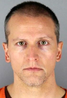 Foto tak bertanggal ini disediakan oleh Hennepin County, Minn., Sheriff's Office menunjukkan mantan polisi Minneapolis, Derek Chauvin.
