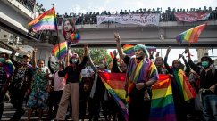 Myanmar Protests Give LGBTQ+ People a Voice