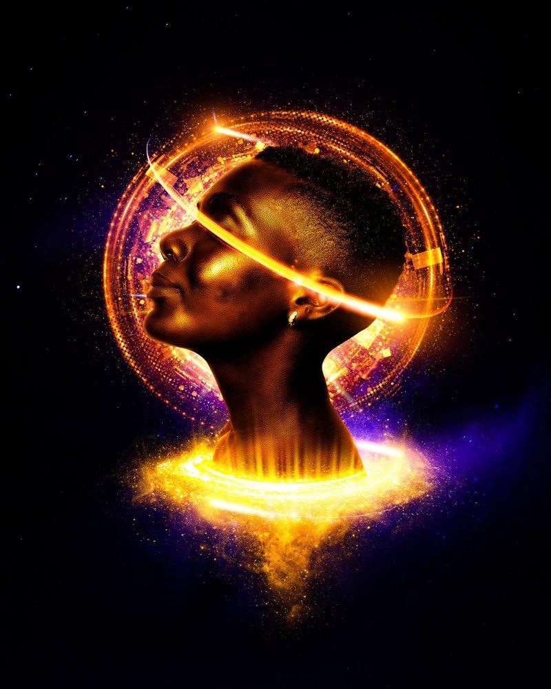 Shaylin Wallace, Stellar Goddess. Current bid: $2,647
