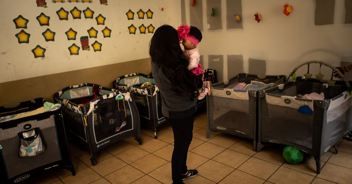 Pregnant Asylum-Seekers Needed Help at the Border. Inside the Program That Provided Care—and Community