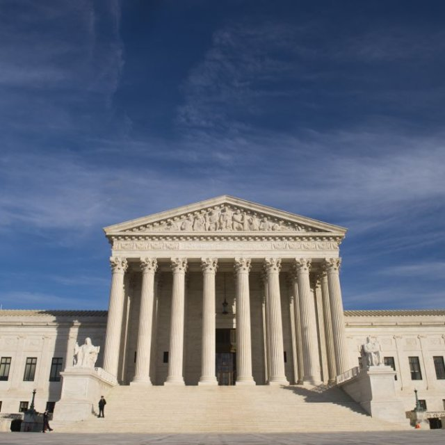 Supreme Court Hears Case That Could Weaken the Voting Rights Act