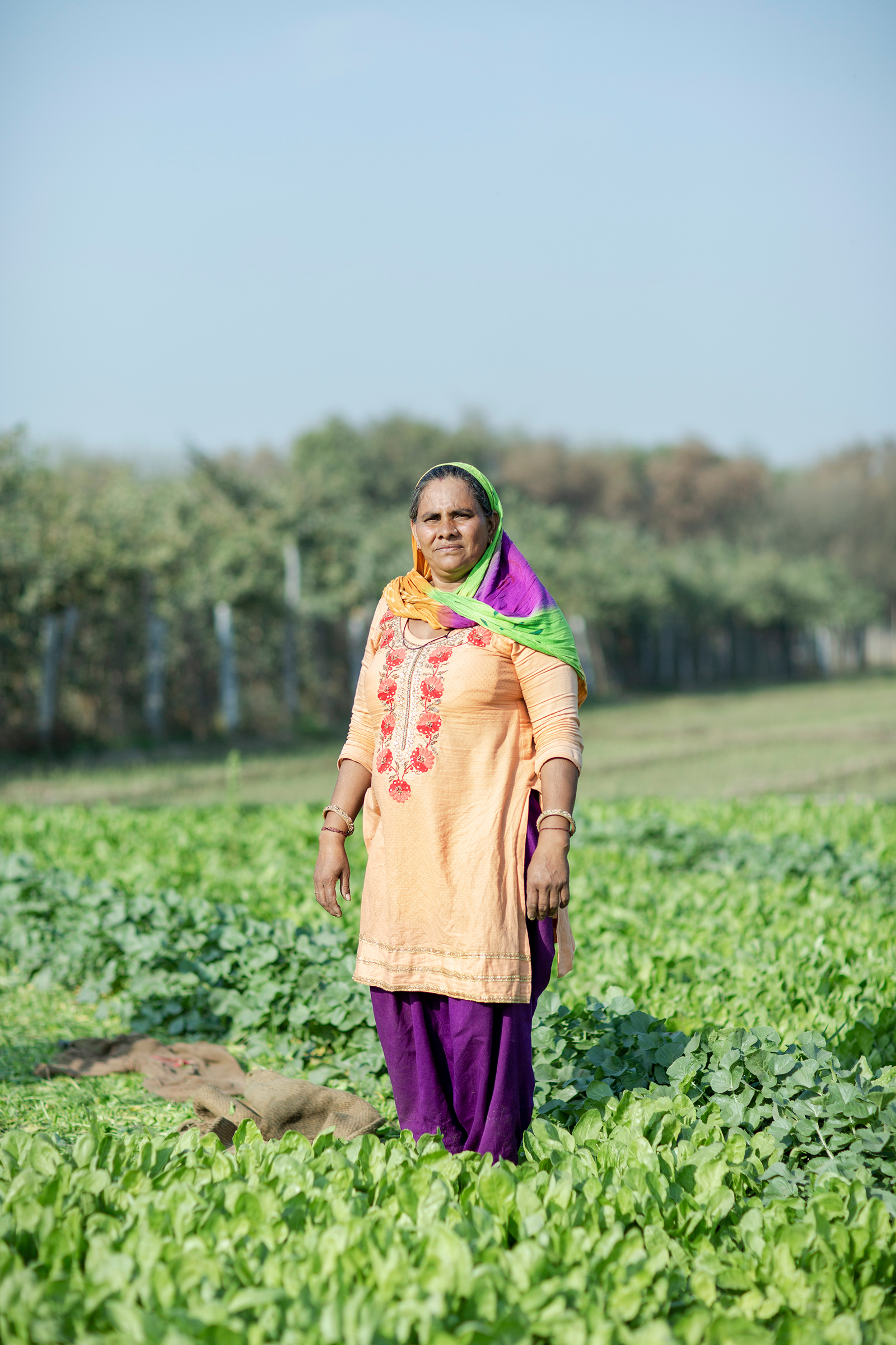 'I Cannot Be Intimidated. I Cannot Be Bought.' The Women Leading India's Farmers' Protests