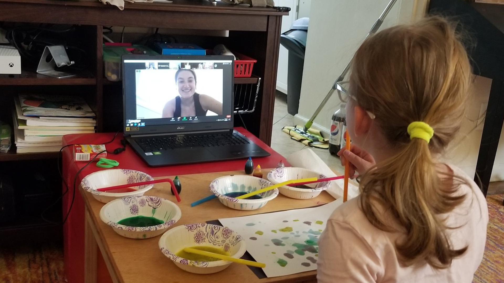 Synchrony Financial launched a virtual summer camp to keep its employees' children busy.