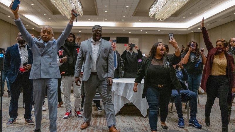 The George Floyd Verdict Echoes Through Black America