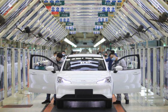 Zhejiang Hozon New Energy Automobile Co., Ltd
