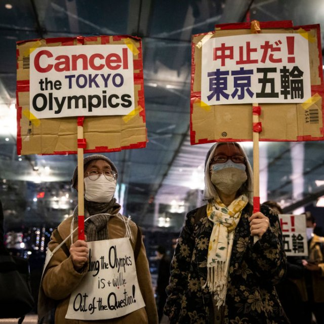 Is Japan's Low Immunization Rate a Problem for the Olympics?