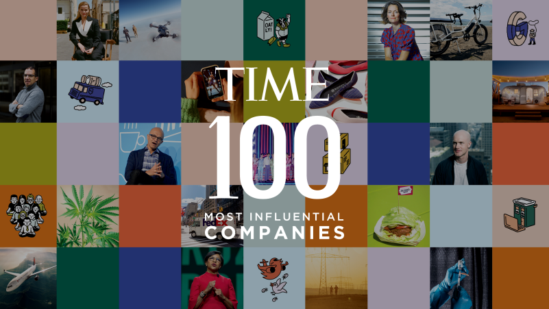 Introducing the 100 Most Influential Companies