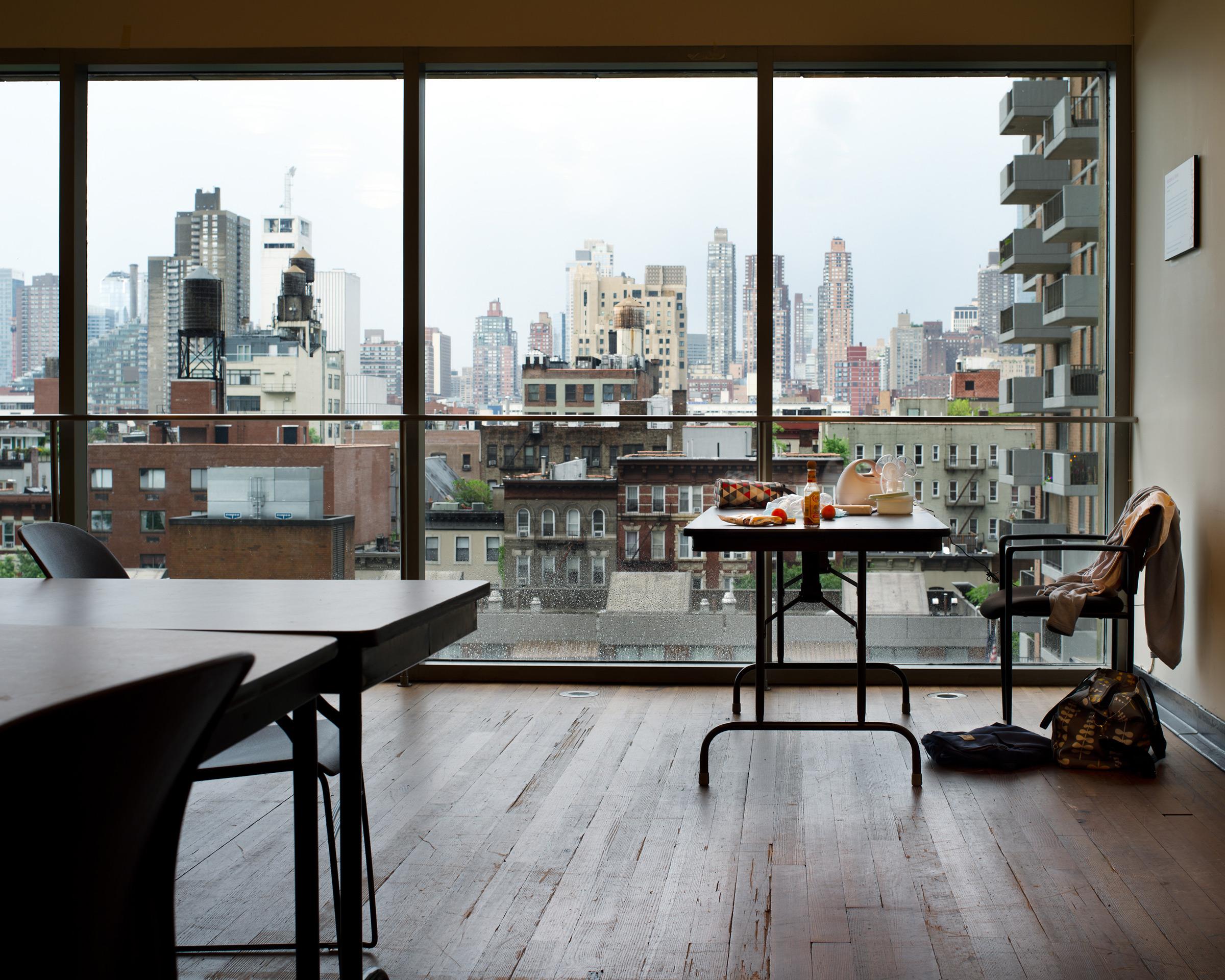Actor, Playwrights Horizons Rehearsal Studio, New York City