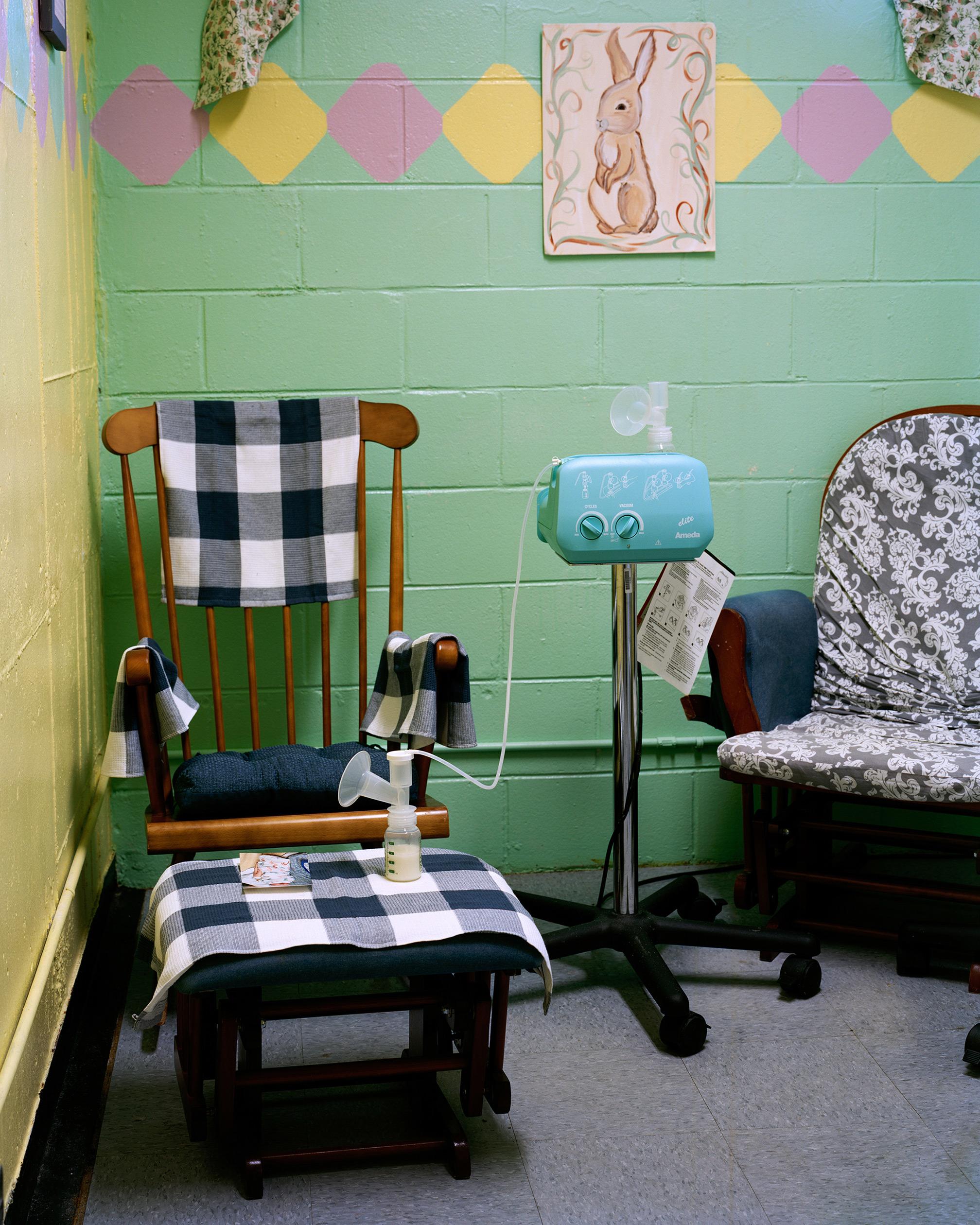 Inmate, Julia Tutwiler Prison for Women, Wetumpka, Alabama
