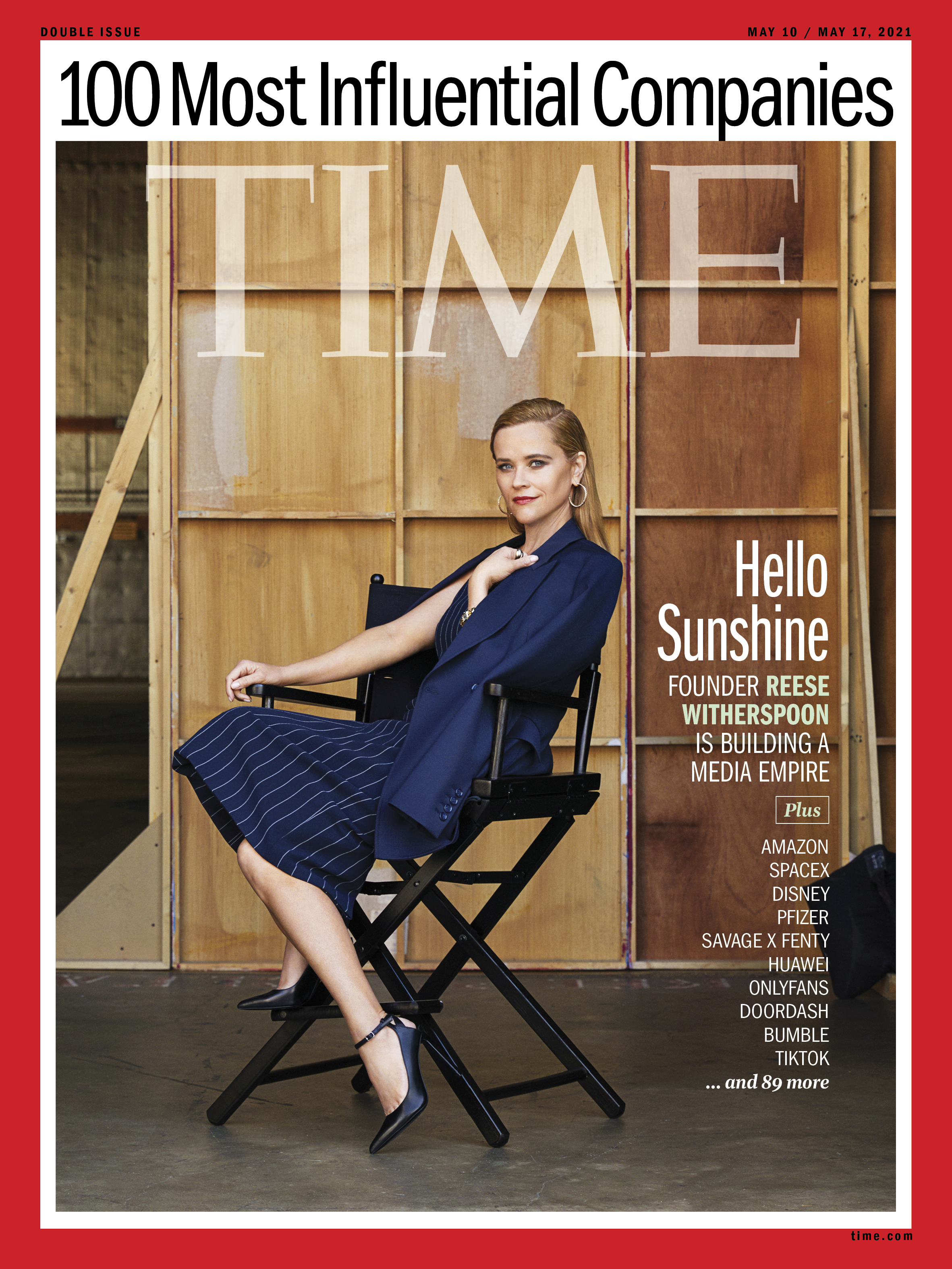 Hello Sunshine Is One of the 2021 TIME100 Most Influential Companies | TIME